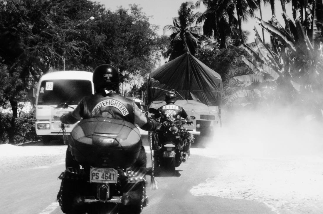 Bikers @ Cebu / Where The Travels