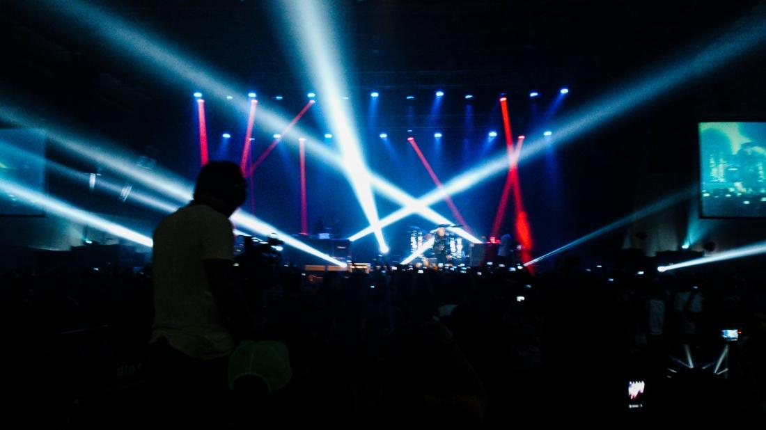 Deftones In Manila / Where The Travels
