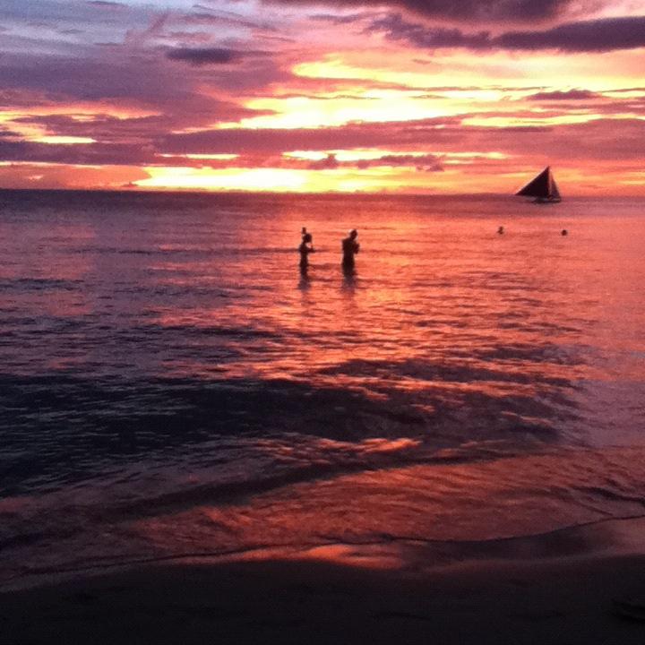 Boracay Island, Aklan, Philippines / Where The-? Travels