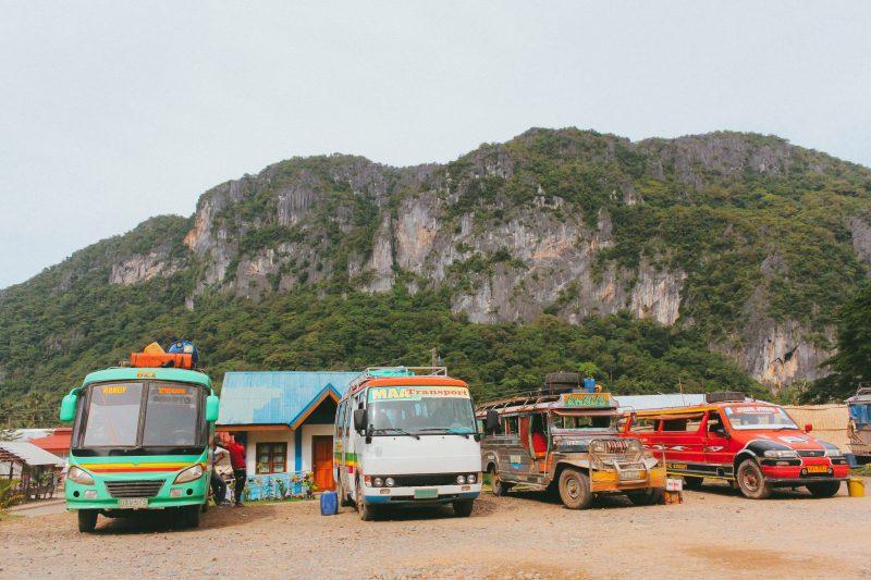 El Nido, Palawan, Backpacking